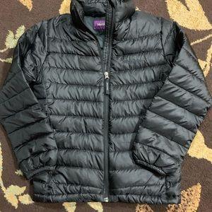 MARMOT Girls Medium Puffer Jacket Coat Duck Down